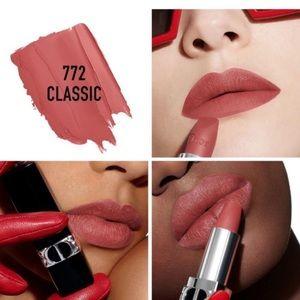 1  Rouge Dior lipstick color 772 Matte